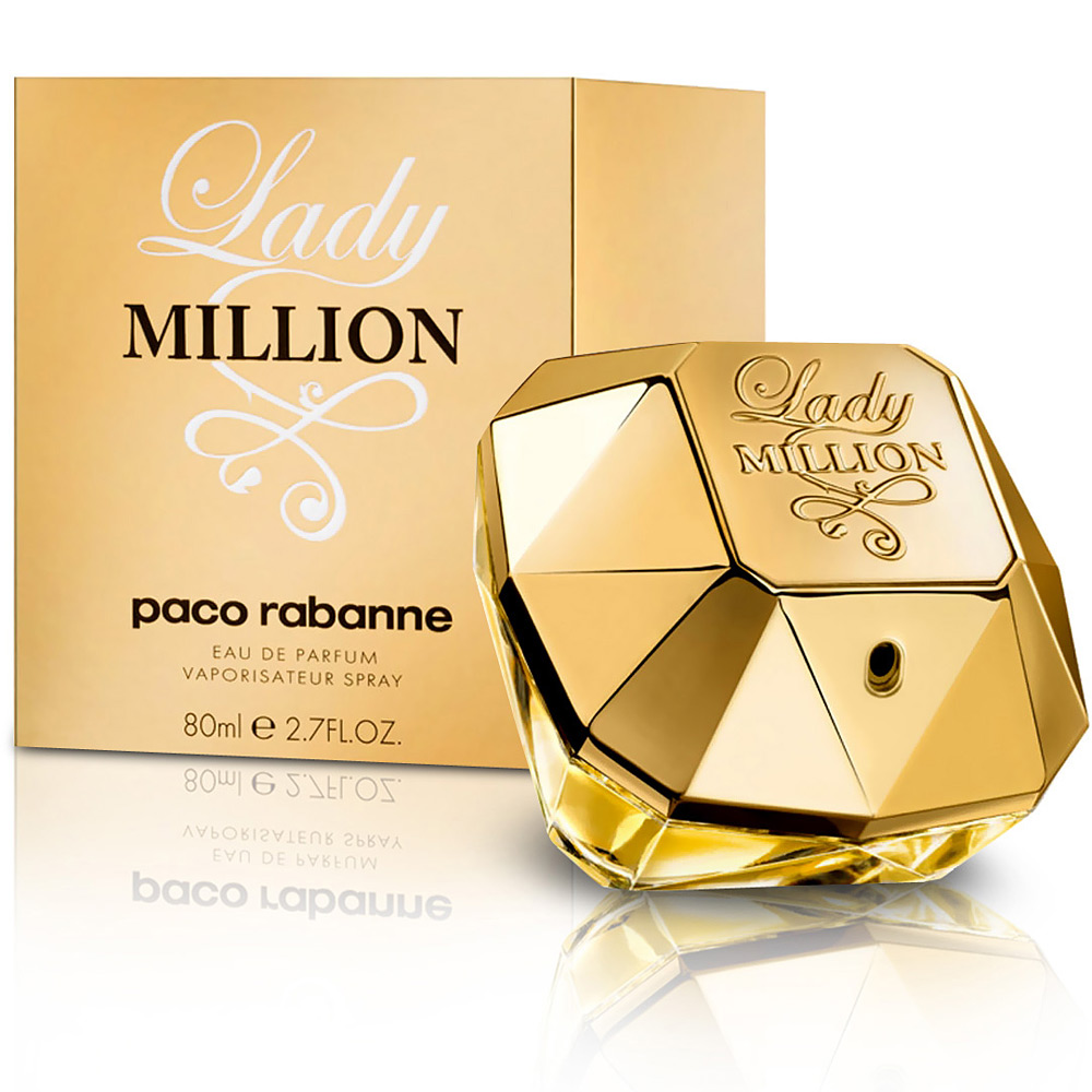 paco rabane-lady million
